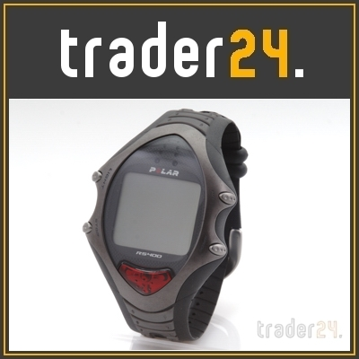 Polar Rs400sd Rs400 Sd Heart Rate Monitor Incl S1 Ebay